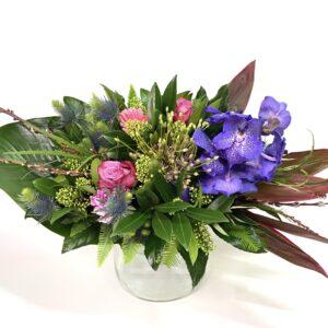Violet Boeket Exclusief Paars kleuren