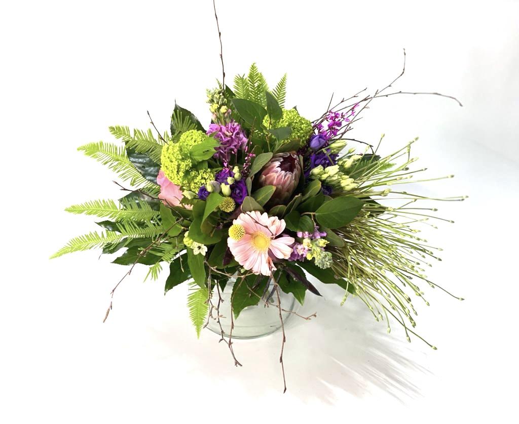 Kleurrijk Boeket Flowerpower