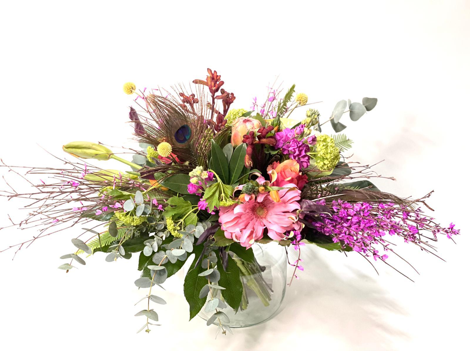Kleurijk Boeket Bloemen Bestellen